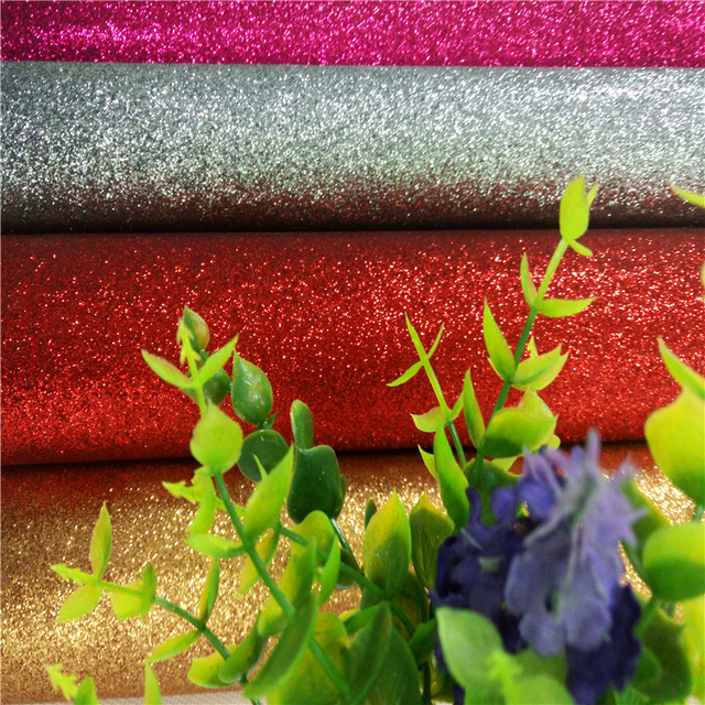 11m one roll glitter wallpaper textile fabric wallpaper for home and spa ktv decoration