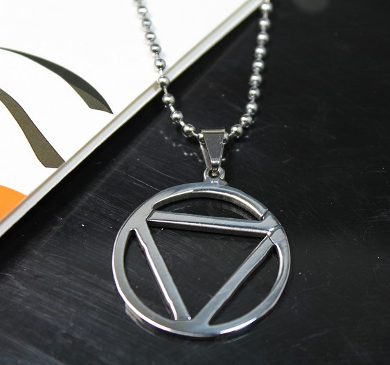 Naruto shippuden hidans jashin necklace anime new gift in pendant naruto shippuden hidans jashin necklace anime new gift in pendant necklaces from jewelry accessories on aliexpress alibaba group mozeypictures Gallery
