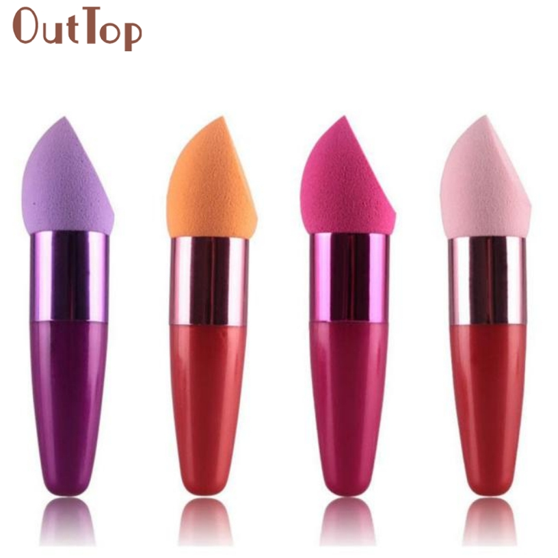 Outtop Blusher-Brush Concealer-Sponge Liquid-Cream Foundation Cosmetic Professional Best-Deal title=