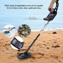 Metal Detector High-Accuracy Finder Waterproof Search Coil Hunt Treasure for Underwater Detecting