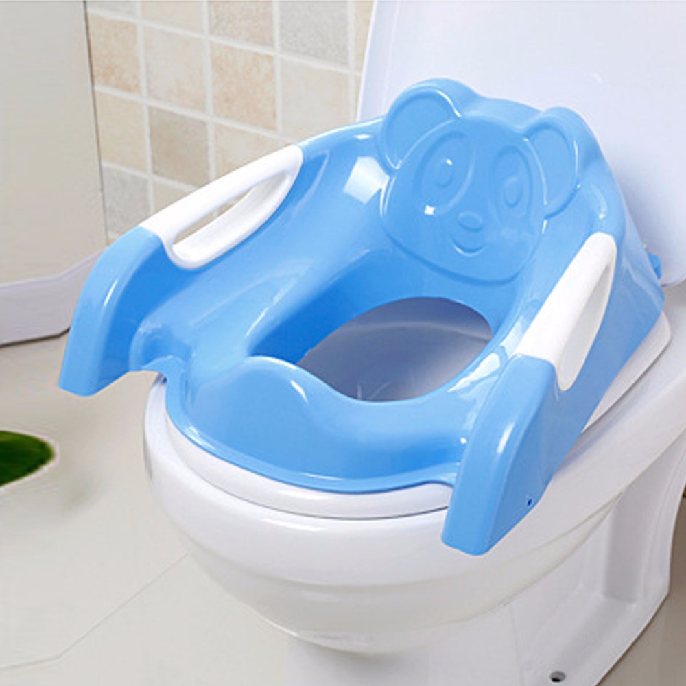 2 colors infant children kids baby toilet training non slip folding ...