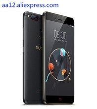 Nubia Z17 Мини 4 Г Мобильный Телефон 4 Г Ram 64 Г Rom 5.2 дюймов 1920×1080 P Передняя 16.0MP Dual Задняя 13.0MP Отпечатков Пальцев NFC