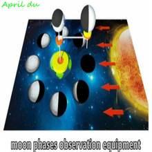 Детские креативные детские научные игрушки april du пазл научная