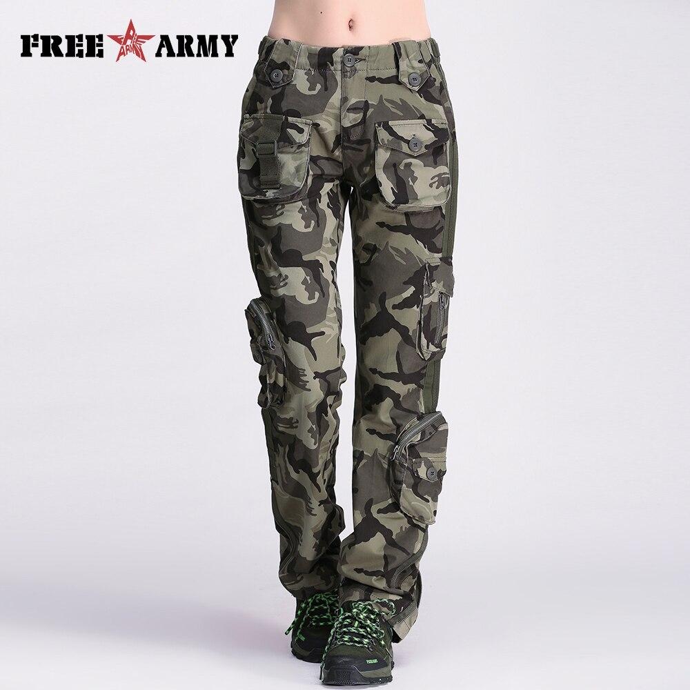 calças capris camuflagem Free