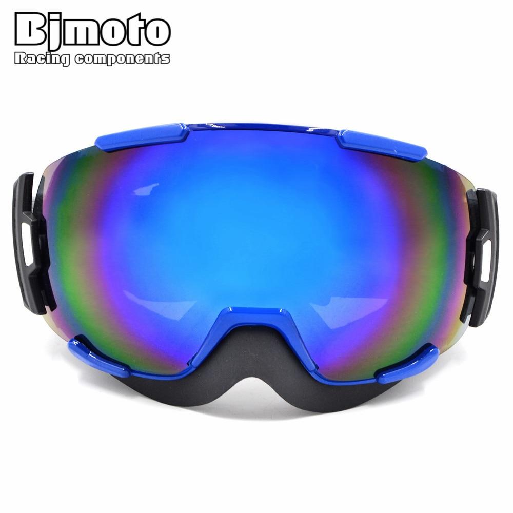 df6dfd47a3 Cheap Gafas de esquí flexibles para adultos Bjmoto, gafas de esquí, gafas  de esquí