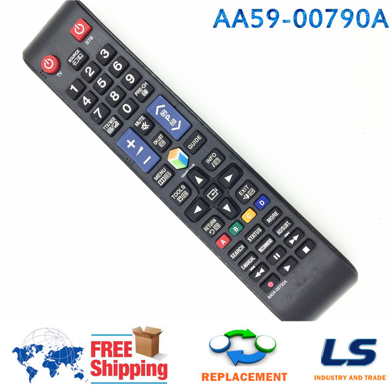 Aliexpress.com : Buy REPLACEMENT REMOTE CONTROL AA59 00790A AA59 00790A For SAMSUNG SMART LCD