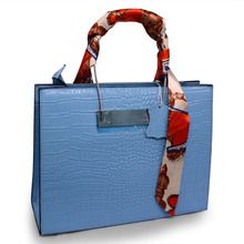 2016 New Genuine Leather handbag women fashion serpentine Women brand  bag Imported cowhide shoulder bag