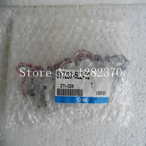 [SA] New Japan genuine original SMC solenoid valve SY7220-5LZ-02 spot --2PCS/LOT[SA] New Japan genuine original SMC solenoid valve SY7220-5LZ-02 spot --2PCS/LOT