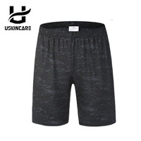 Men Shorts Loose Black Short Pants Fitness Running Gym Clothing Male Bottom Body Building Slim Sports Shorts Men LS03D