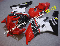 Hot Sales,Custom fairing kit for YAMAHA YZFR6 2006 2007 YZF R6 YZF R6 06 07 fairings motorcycle parts (Injection molding)