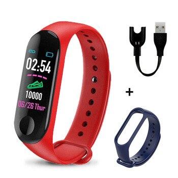 reloj pulsera inteligente deporte
