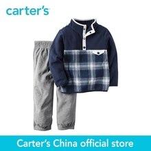 2 pcs bébé enfants enfants 2-pièces de Carter Polaire Pull et Pantalon Set 229G260, vendu par Carter de Chine boutique officielle