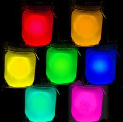 Free Shipping rechargeable led solar sun jar color changing solar sun tanks20pc/lot new novelty for gifts