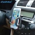 Ranura de CD de coche soporte Universal soporte para teléfono soporte para teléfono soporte para todos smartphone iphone 4s 5 5s 6 7 plus galaxy s3 s4 s5 s6 s7