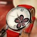 2017 Mujeres Señoras Reloj de Cuarzo Relojes de Pulsera Mujer Reloj Famoso de Lujo Muchachas de la Marca de reloj de cuarzo Relogio Feminino Montre Femme
