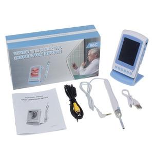 Image 5 - 66C 3 นิ้ว LCD ครอบครัว Healthcare Pocket Otoscope หูจมูกขอบเขตการตรวจสอบ 3.9mm Len Handheld Endoscope กล้องช่องปาก tester