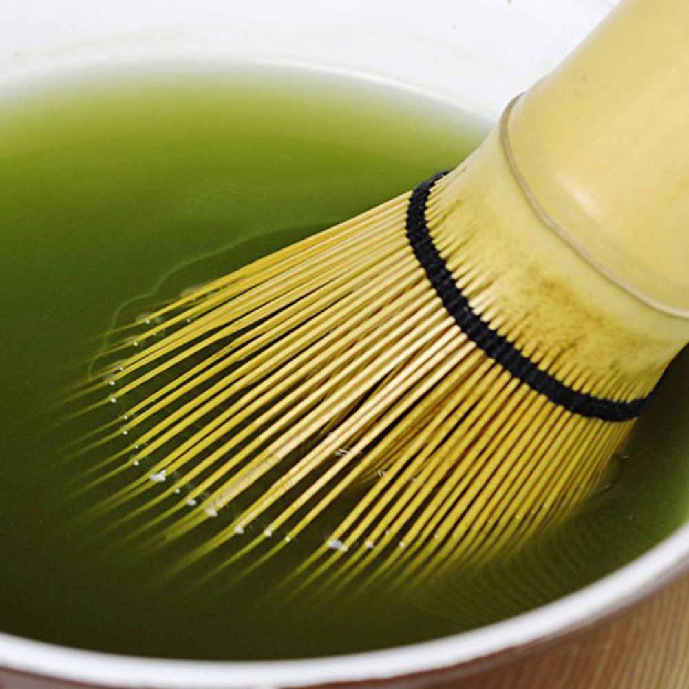 4 шт./компл. бамбуковая ложечка Чай инструменты с венчик для чая не образуются затяжки Совок Ложки и DC156