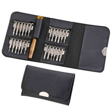 Etmakit 25 sztuk wkrętak Mini naprawa precyzyjny zestaw narzędzi przenośny do telefonu komórkowego okulary Laptop Watch nk shopping