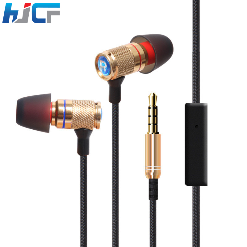 все цены на 2017 New Wire Earphone Noise Cancelling Metal Earbuds Steelseries Earphones Stereo Bass With Mic For All Mobile Phones KDK302