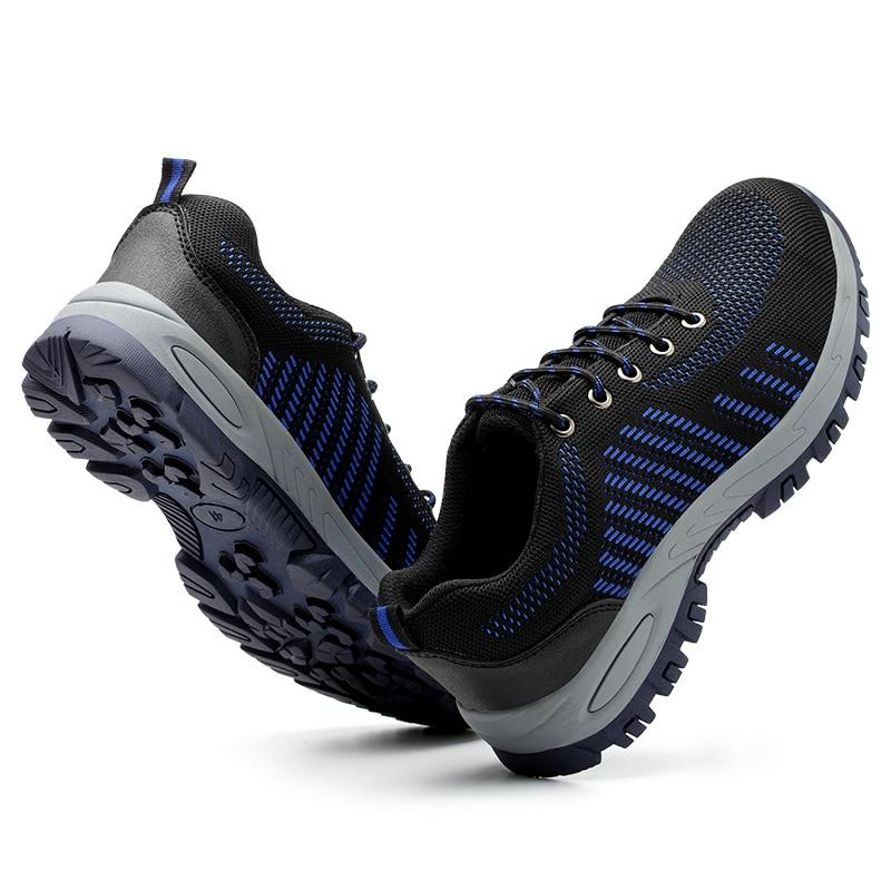 Ac11009 Sicherheit Schuhe Mann Sicherheit Schuh Industrie Bau Stiefel Boot Stahl Kappe Kappe Arbeit Schuhe Damen Mit Stahl Kappe Sicherheit & Schutz F