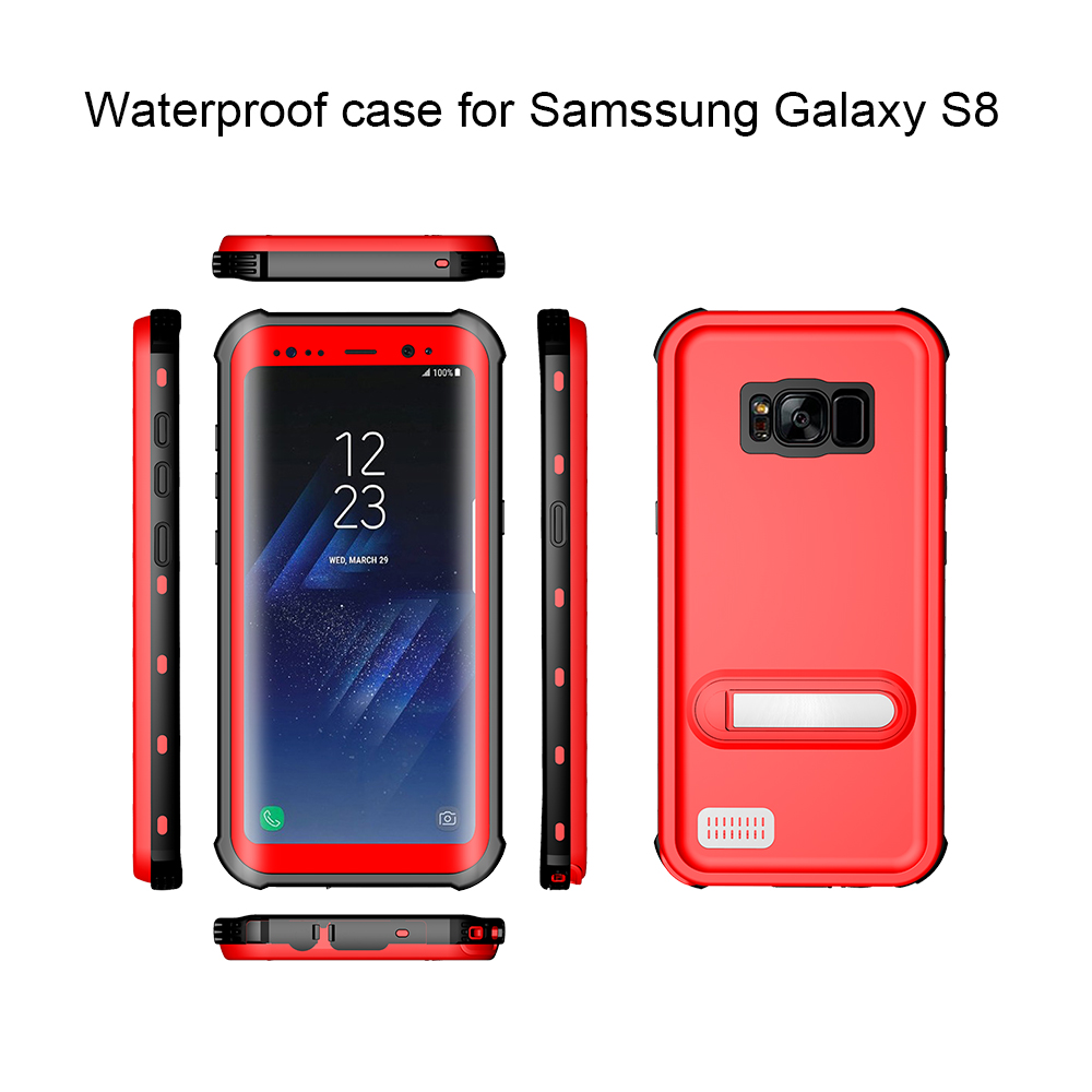 custodia waterproof samsung s8