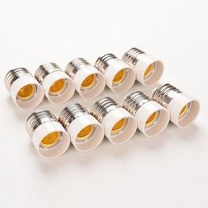 5Pcs Light Bulb Base Type Adap