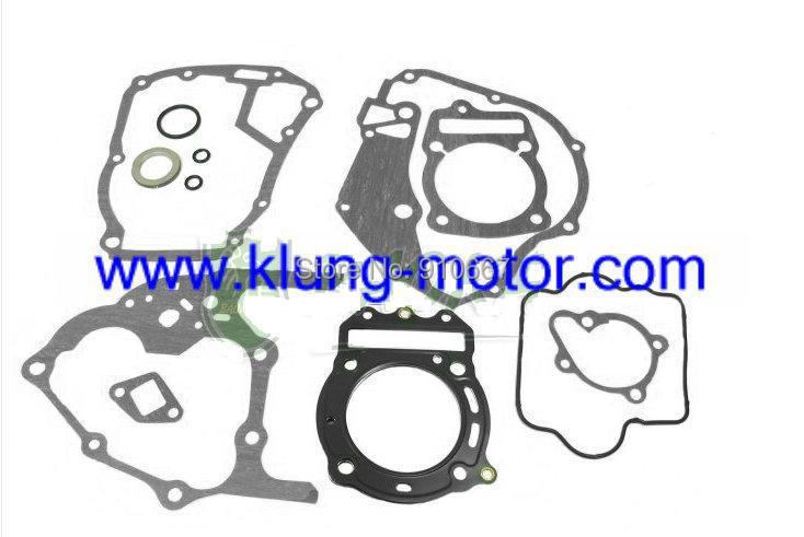 US $30 0 |Fast shipping ! cfmoto 250cc 172 paper gasket kit for  kazuma,kinroad,joyner,goka,renli , buggy motorcycle engine parts-in ATV  Parts &