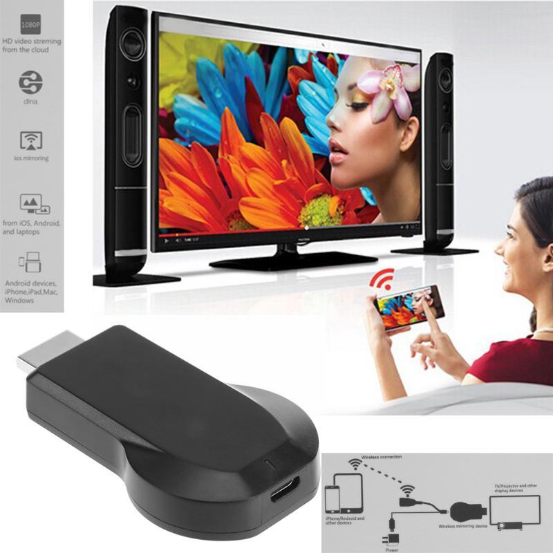 M2 Plus para Airplay 1080 p Wireless WiFi Display TV Dongle receptor HDMI TV Stick DLNA para Miracast para teléfonos inteligentes, Tablet PC
