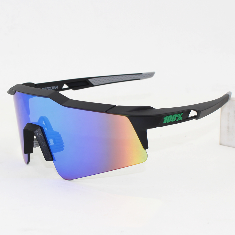 2017 100% Speedcraft SL Short Bicycle Cycling Glasses Outdoor Bicycle Sunglasses MTB Road Bike Ciclismo oculos Men Women Cycling outdoor eyewear glasses bicycle cycling sunglasses mtb mountain bike ciclismo oculos de sol for men women 5 lenses
