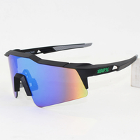 New 100 Speedcraft SL Bicycle Cycling Glasses Outdoor Bicycle Sunglasses MTB Road Bike Ciclismo Oculos Men
