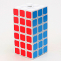 WitEden Fully Functional 3x3x6 Cuboid Magic Cube 3 on 3 Speed Cube Brain Teaser Educational Toy for Kids Gift