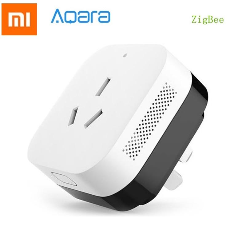 Original Xiaomi Aqara Mijia compagnon de climatisation avec capteur d'humidité de la température passerelle édition MiHome App contrôle
