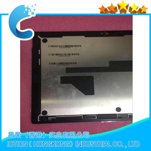 Original 1796 asamblea para Microsoft surface pro 5 modelo 1796 LP123WQ1 (SP) (A2) pantalla lcd pantalla táctil vidrio digitizer Asamblea - 4