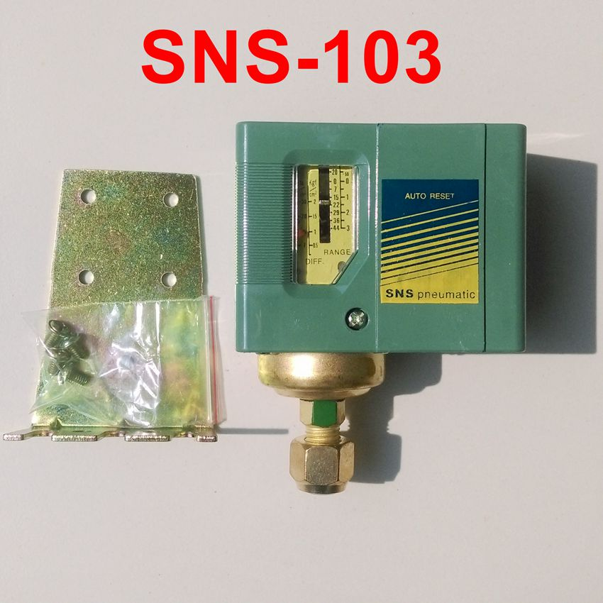 SNS-103 Refrigeration System Air Water Compress Pressure Switch spine sns baby 103 31 32