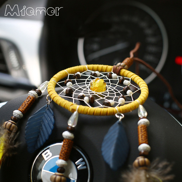 2 Color Dreamcatcher for Cars
