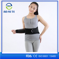 Lumbar Therapy Correcting Scoliosis Back Support Adjustable Back Pain Belt Medical Magnet Posture Correction Multisizes XXL Y012