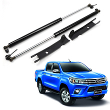 2X Car Auto Front Engine Hood Shock Strut Damper Lifter BRAND NEW For Toyota Hilux / Revo 2016 2017 2018 2019