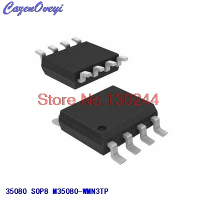 Integrated Circuits Electronic Components & Supplies M35080 080dowq 080d0wq 35080 St35080 Sop-8 Car Amplifier Tuning Table Ic Watch Chip For Bmw Watch Ic Quick Eraser Ic 1pcs