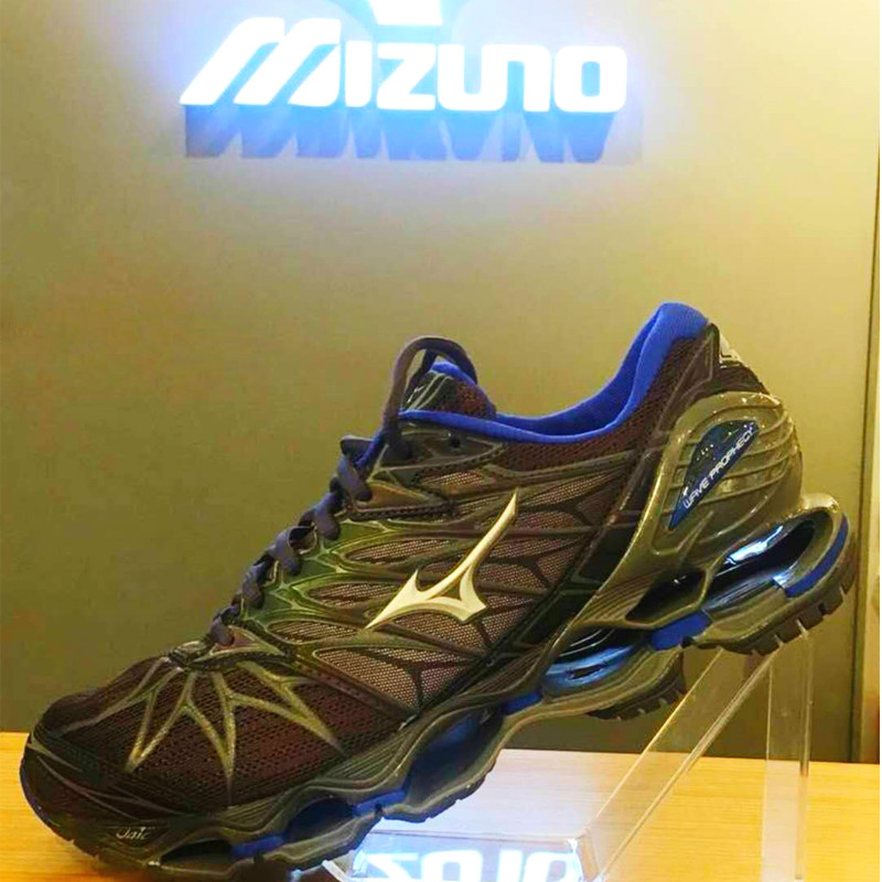 Cheap Sale Mizuno Wave Prophecy 7 Professional Men ShoesRunning Shoes For Men 6 Color Weight Lifting