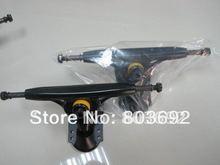 free shipping hot sale  Aluminium long board trucks 6″ long skateboard trucks beat quality longboard trucks