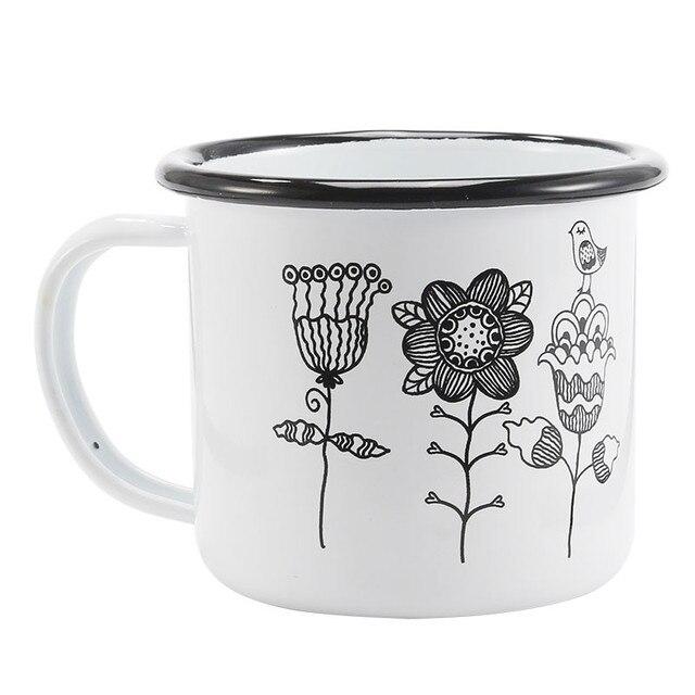 350 ml Enamel Mug