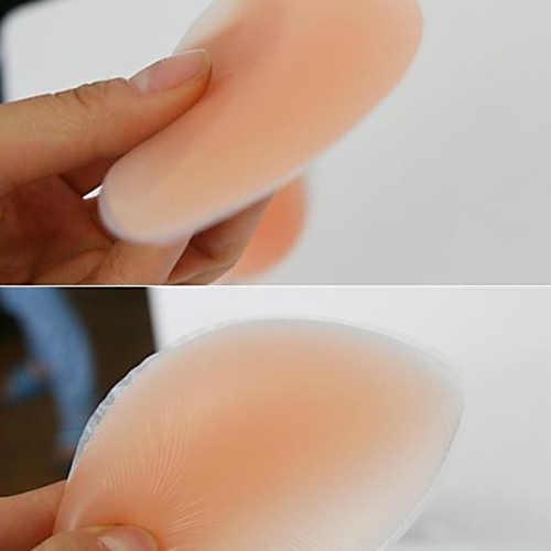 ผู้หญิงร้อนซิลิโคนเจล Bra Inserts Pads Breast Enhancer * Push Up เบาะ Bra ชุดชั้นใน 3 0JP4 BCZL