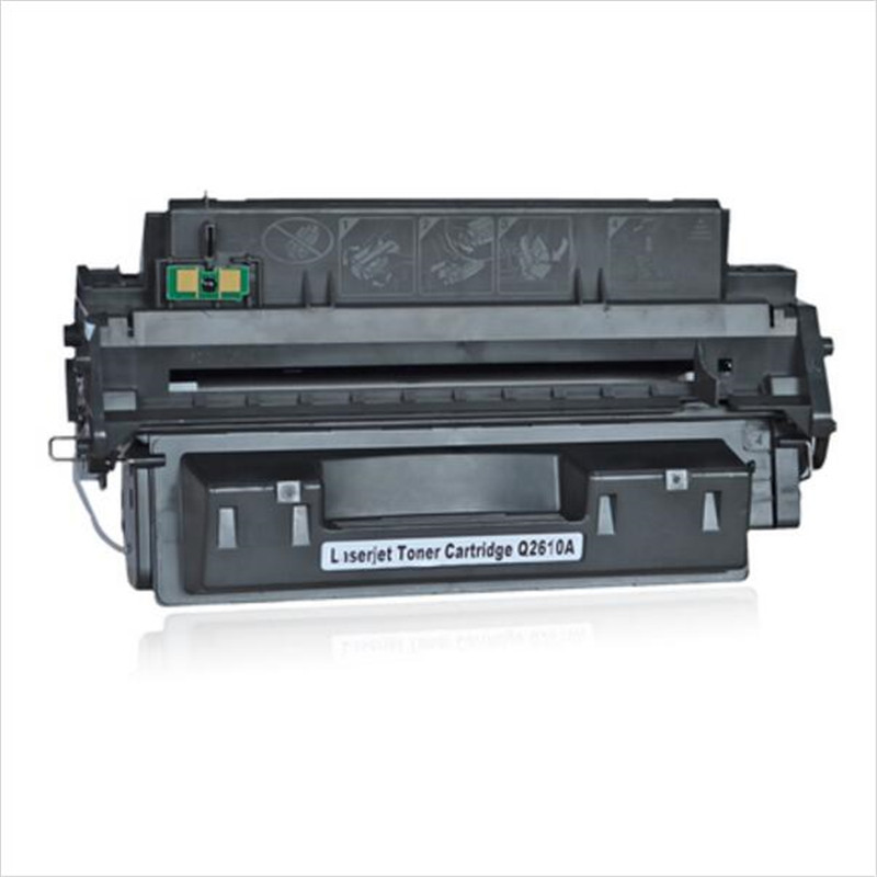 Q2610a 10a 2610a schwarz tonerkartusche kompatibel für hp laserjet 2300 2300l 2300d...