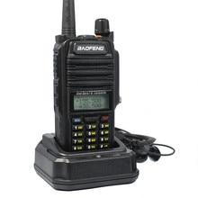 BF-R760 jamón de radio a prueba de agua a prueba de agua IP 67 1800 mAh batería walkie talkie 10 km para la caza al aire libre profesional de radio R760