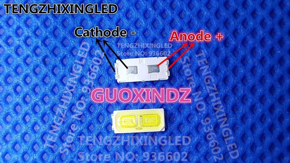 For LG LED LCD Backlight TV Application High Power LED LED Backlight 1W 6V 7030 Cool