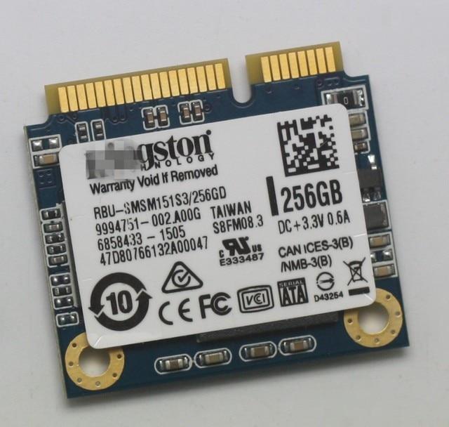 RBU-SMSM151S3 Half mSATA SSD 32GB 64GB 128GB 256GB for ASUS S46C K46 DELL VOSTRO 5460 for Gigabyte GA-B75N ASRock Z87E-I