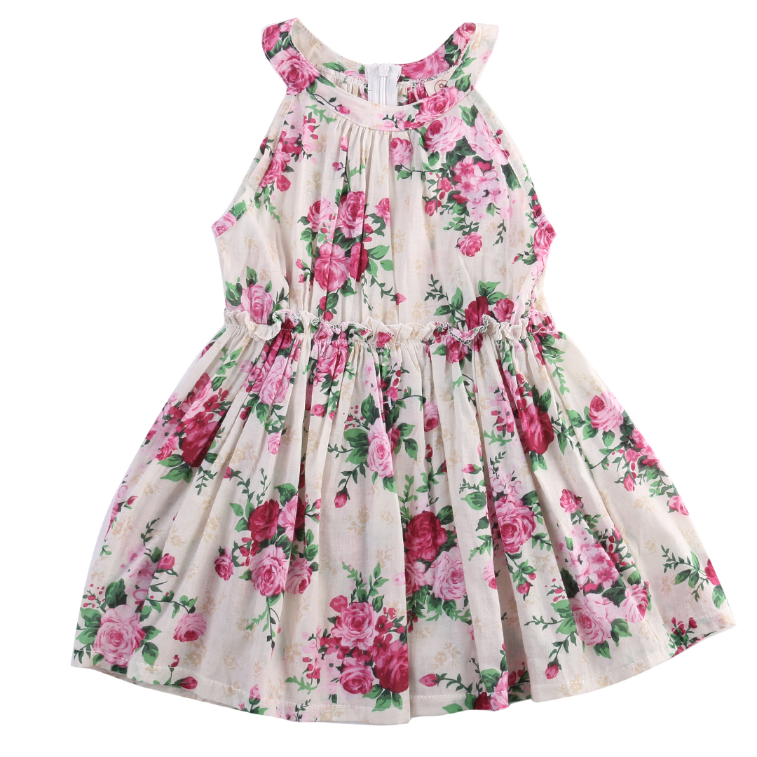 new arrivals cute kids baby girls clothes sleeveless