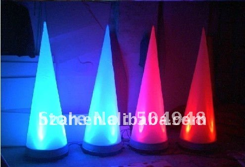 inflatable party decoration/inflatable light with led. romatic inflatable light ivory for event and party decoration