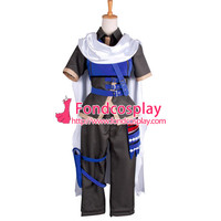 Final Fantasy Ffx Vii Elfe Before Crisis Suit Cosplay Costume Custom made[G728]