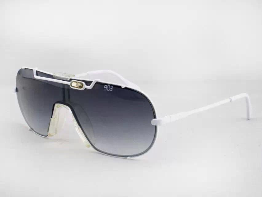 цена на Women Sunglass UV400 Protection Germany Brand High Quality Metal frame men Sunglass Full rim with New original case free CZ903
